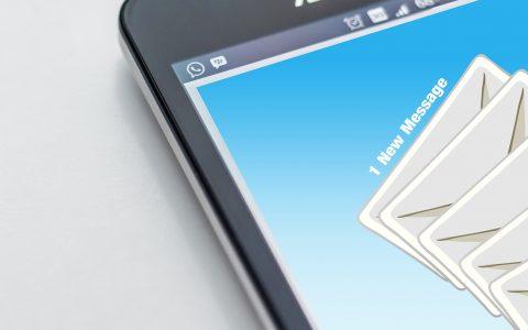 Envois ponctuels d'e-mailing